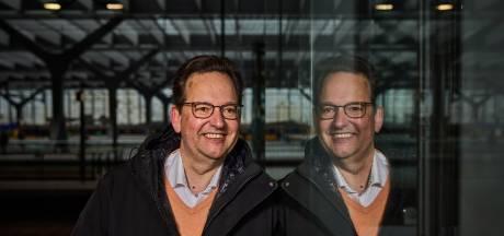 Scheidend ProRail-topman Hans van Leeuwen kan niet wachten: nog even en hij wordt... 'bakfietsopa'