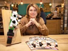 Van pannenlappen voor tante Toos naar gordelvriendje, Bladelse Lianne Roefs geeft haakboekje uit