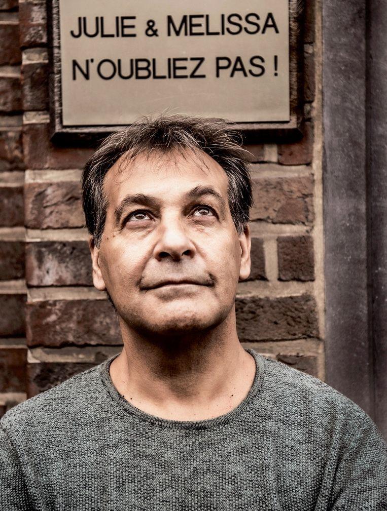 Gino Russo: 'De mensen hebben de vrijlating van Michelle Martin en Michel Lelièvre geaccepteerd. Ik heb geen nieuwe Witte Mars gezien.' Beeld Koen Bauters