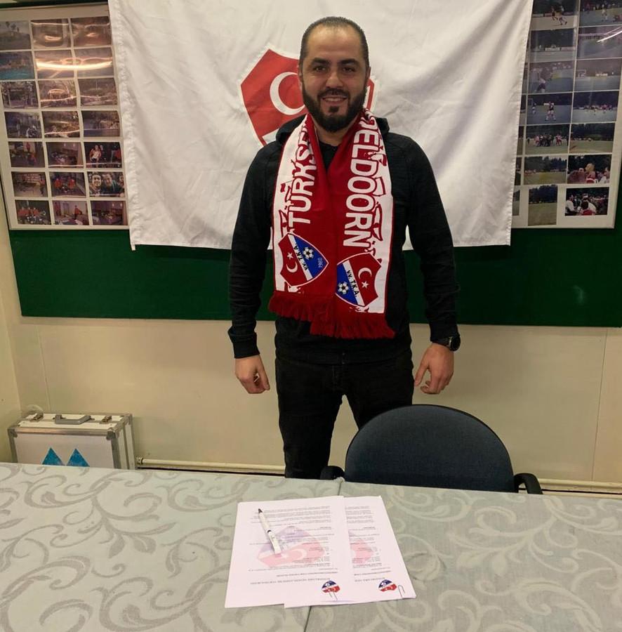 Ali Aygun tekent als hoofdtrainer bij TKA.