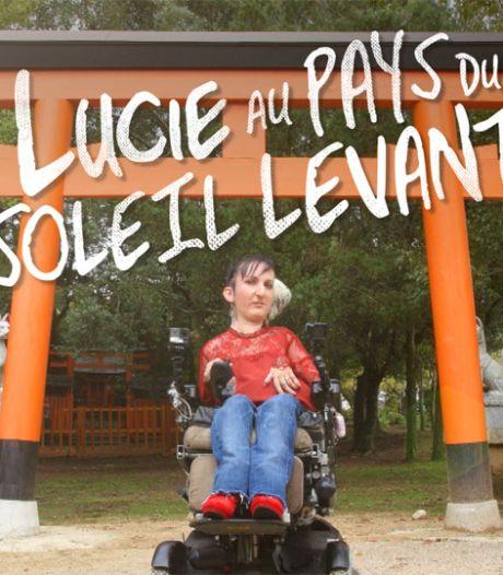 """""""Le plus grand handicap qui existe dans la vie, ce n'est pas le mien, mais c'est la peur"""""""