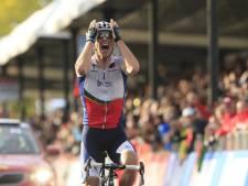 Rui Costa est champion du monde, Gilbert neuvième