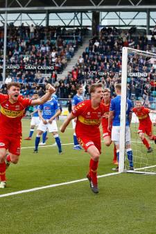 FC Den Bosch-GA Eagles: thuiskracht tegen uitmacht