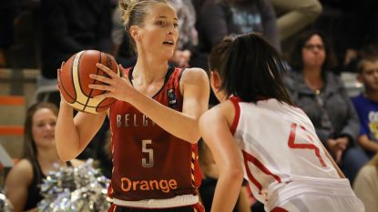 Nieuwe Belgian Cat in WNBA? Kim Mestdagh uitgenodigd voor trainingskamp Washington Mystics