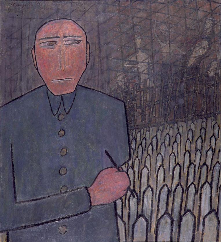Werk van Jules Chapon Beeld Collectie JHM