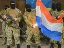 Gewapende Oekraïners bedreigen GeenPeil in video