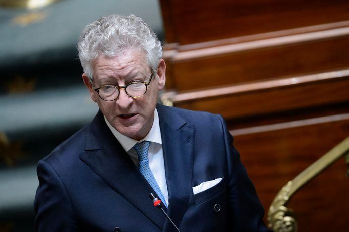 Pieter De Crem, ministre de l'Intérieur