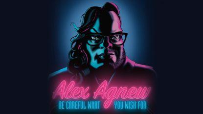 Alex Agnew voor 9e en 10e keer in Kursaal