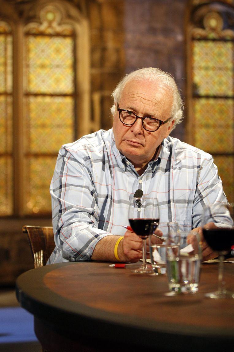 'Rode wijn, de Fransen noemen dit 'vin rouge', we proosten op Dalida' Beeld ANP