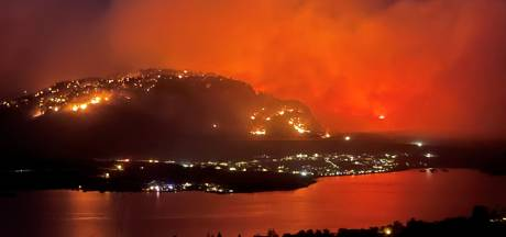 Noodtoestand in deel Canada door aanhoudende bosbranden
