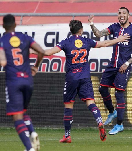 FC Emmen is plots helemaal los: hekkensluiter stunt en wint ook bij FC Utrecht