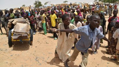 Stormloop op voedsel- en geldbedeling aan vluchtelingen in Niger: minstens 20 doden