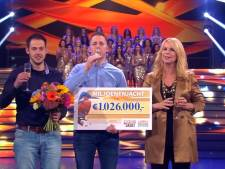 Pascal (31) wint ruim een miljoen euro in bizarre finale Miljoenenjacht