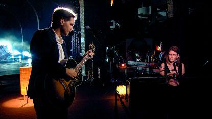 Tom Dice en Kato maandag centraal in 'Liefde voor Muziek'