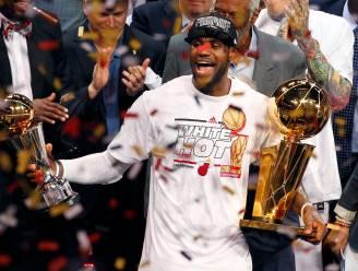 Zeldzame rookie-kaart van LeBron James verkocht voor 5,2 miljoen dollar