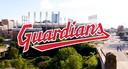 De nieuwe naam van de honkbalclub uit Cleveland: Guardians.