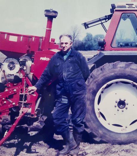 Ziek? Dat woord kende loonwerker Dik (76) uit Beemte Broekland niet: 'Dan ging er voor het slapen een cognacje in met een geklopt eitje'