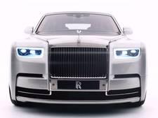 Rolls-Royce presenteert nieuwste model