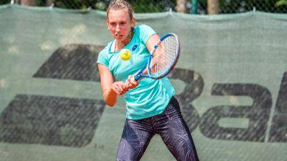 """Elise Mertens wil derde ronde van vorig jaar overtreffen: """"Ik heb nog veel honger"""""""