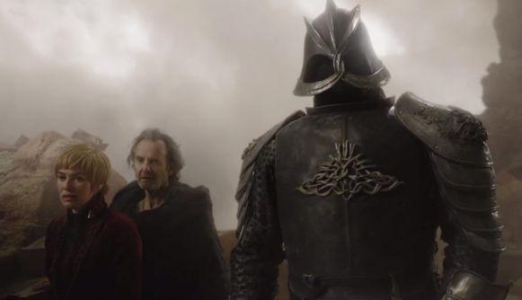 Cersei probeert in te grijpen.