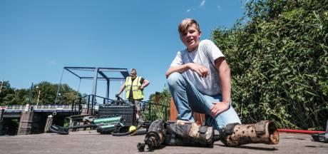 'De bom van Ronan' is opgedoken uit de Oude IJssel