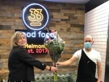 Bloemboetiek Nicole steunt horecaondernemers in Helmond