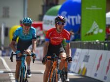 Bilbao wint pittige bergrit in Ronde van de Alpen, Yates blijft leider
