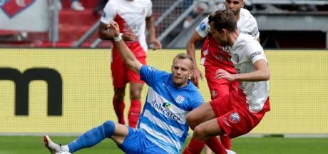 Lennart Thy, de spits die negen van de laatste vijftien PEC-goals maakte