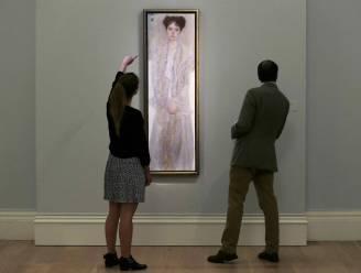Gustav Klimts 'Gertrud Löw' geveild voor 35 miljoen euro