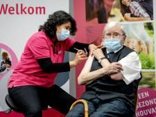 Effect vaccinaties hoogbejaarden lijkt zichtbaar: opvallend minder besmette 85-plussers