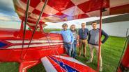 Vliegclub Moorsele herdenkt bevrijding met uniek trio warbirds