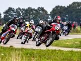 Oude motoren scheuren weer op legendarisch circuit Luttenbergring