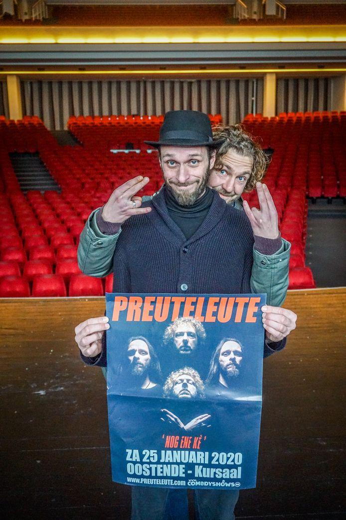 Preuteleute is back met een gloednieuwe theatershow.