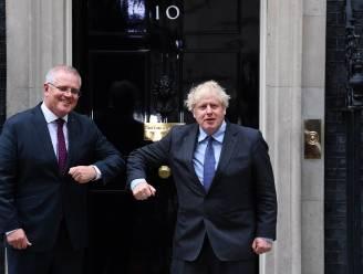 """""""Vrijhandelsdeal tussen Verenigd Koninkrijk en Australië beklonken"""""""