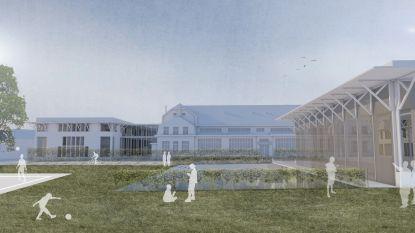 Brusselse Basisschool Goede Lucht mag containers inruilen voor nieuw schoolgebouw