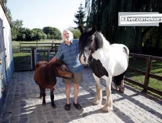 """Carry Goossens over zijn opmerkelijke verzameling: """"Als enig kind heb ik geen al te beste jeugd gehad, zo is mijn liefde voor dieren ontstaan"""""""