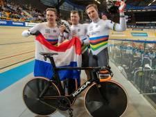 Roy van den Berg na goud op EK: 'Het kan nòg beter'