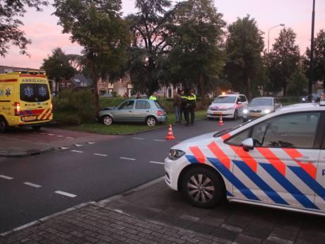 Derde ongeluk in drie dagen: opnieuw is het raak in beruchte bocht in Apeldoorn