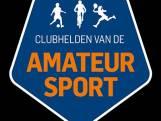 Clubheld Ruud Hemmes (TC Souburg) voorlopig nog fier aan kop