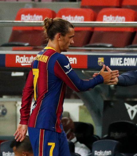 Barça-spits Griezmann scoort perfecte hattrick naast het veld: voor derde keer vader op 8 april