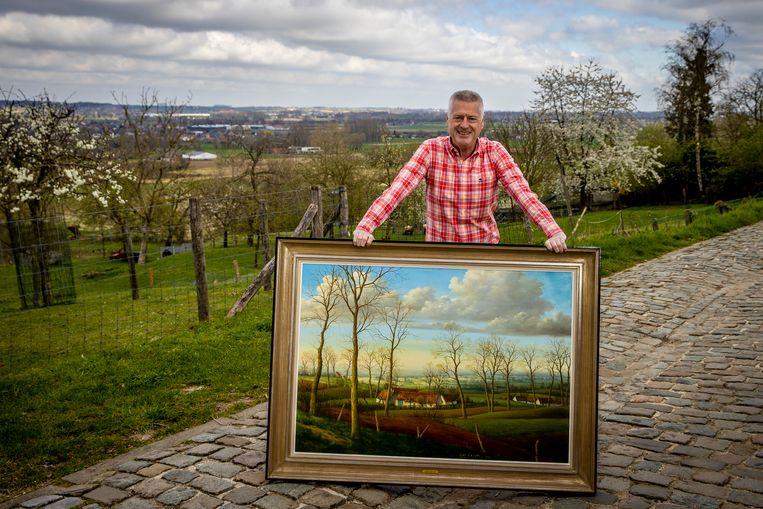 Jules Demortier (62). Beeld Jan De Meuleneir / Photo News