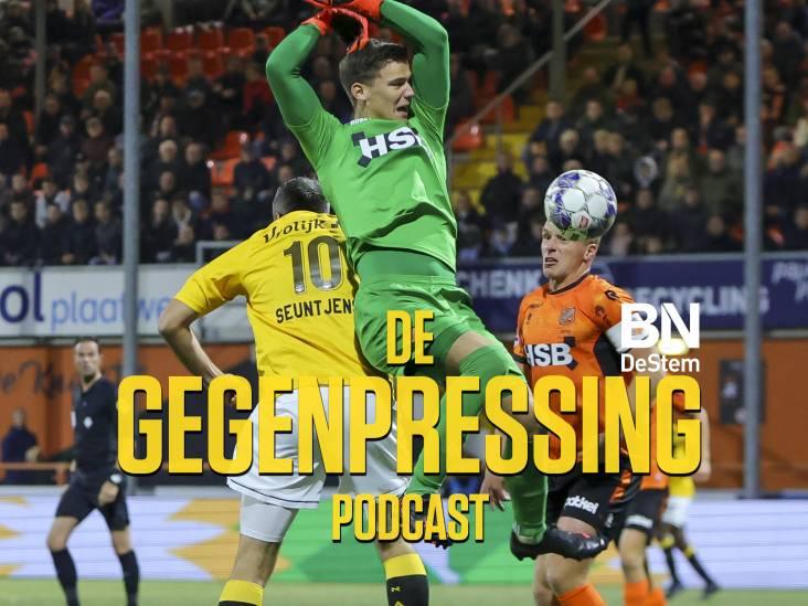 De Gegenpressing Podcast | 'Azzagari verdient waardering, de grote Nijhuis-show en haalt NAC de play-offs wel?'