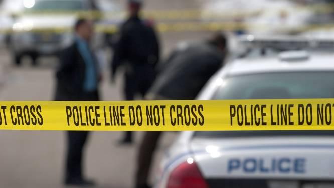 Amerikaanse politie schiet autobestuurder neer die verschillende fietsers omver reed