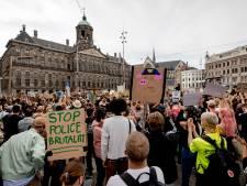 Online was allang duidelijk: dit protest op de Dam wordt groot