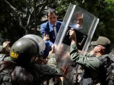 Maduro blokkeert oppositieleider Guaidó toegang tot parlement