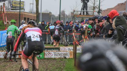 Cyclocross Otegem strik Van der Poel en van Aert