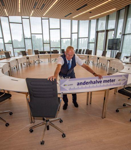 Politieke avonden in Lochem weer fysiek open voor publiek, maar video-vergaderen is 'een blijvertje'