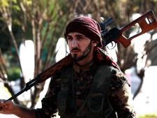 IS vecht voor zijn laatste stukje kalifaat