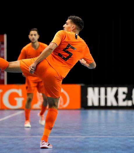 Said Bouzambou is er weer bij in de Nederlandse selectie