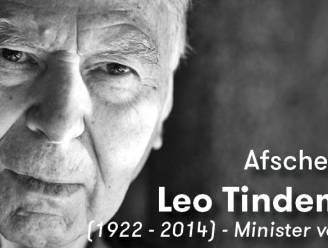 Twitter rouwt om Leo Tindemans